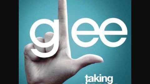 Glee - Taking Chances (Full HQ Audio)