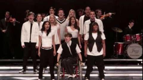 Keep Holding On - Glee