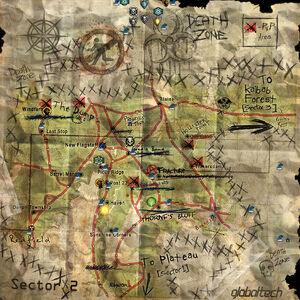 Map Northfields
