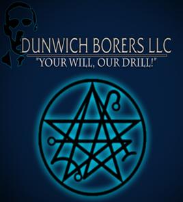 Dunwich Borers LLC Logo