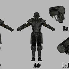 Armor Schematics