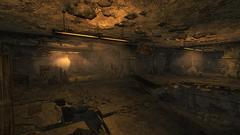 Old Olney underground med room