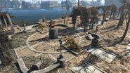 FO4 Waterfront Monument