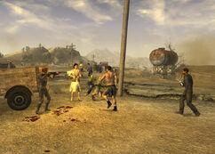Ghost Town Gunfight