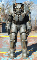 X-01 Power Armor