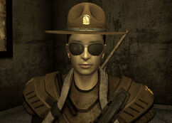 Ranger Gomez McCarran