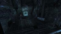 Survivalist hidden cache Cueva Guarache