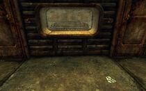 Vault 74a overseers log loc
