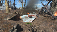 Fo4 crashed UFO