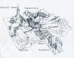 VB DD08 map Control Facility
