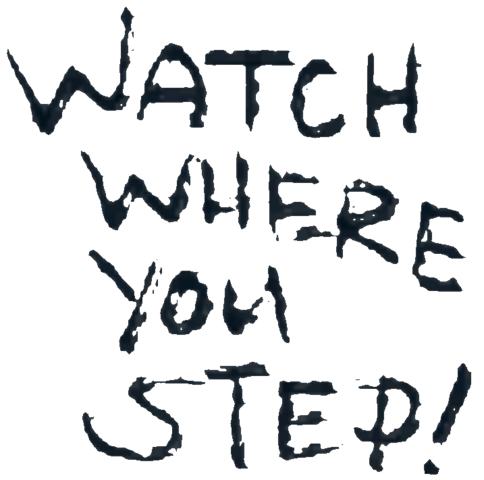 File:DM Watch Your Step graffiti.png