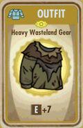 FoS Heavy Wasteland Gear Card