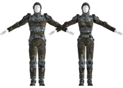 FNV Recon armor