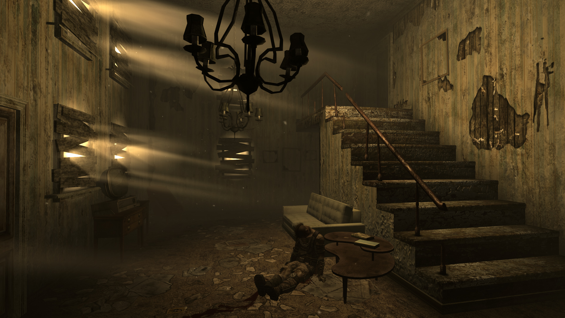Image Gibson House insidejpg Fallout Wiki FANDOM powered by