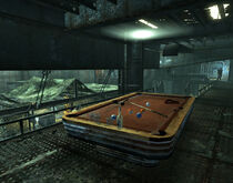 RC billiards