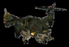 Bear Force One Vertibird