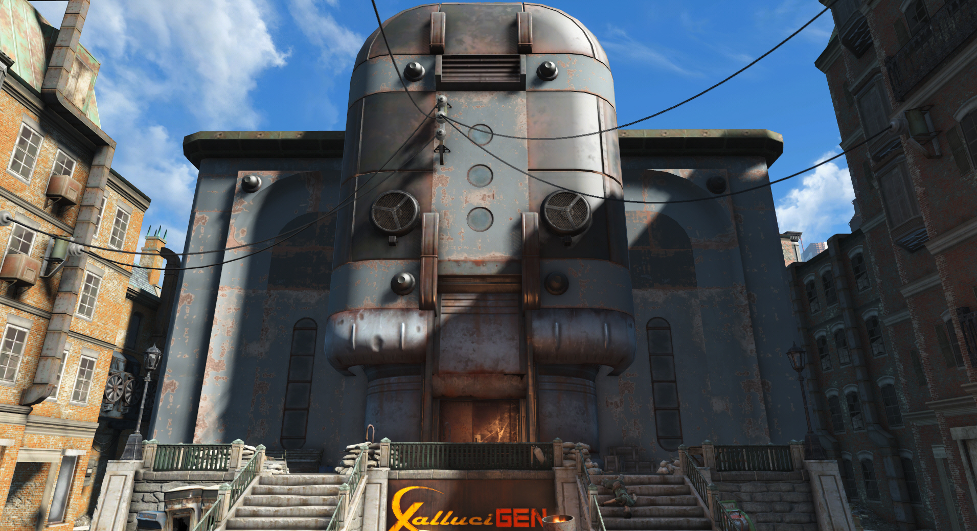 Infinite Building Resources Fallout  Mod