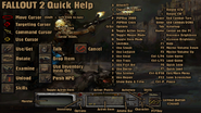Fallout 2 Quick Help