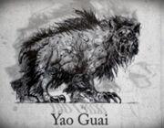 FO3 yao guai concept art