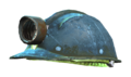 Fo4 mining helmet blue lime.png