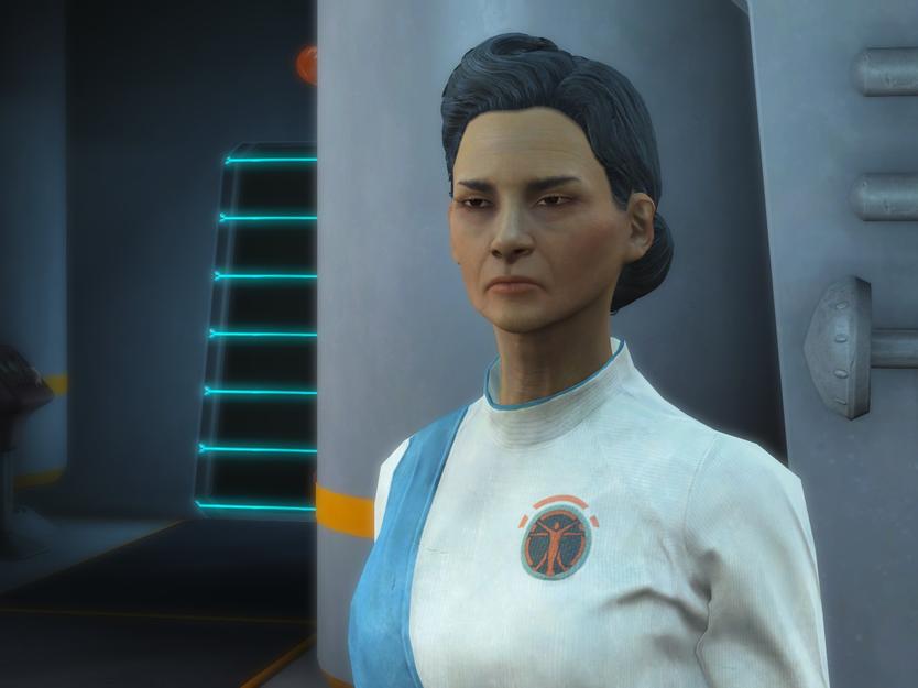 Fallout 4 Doktor Li