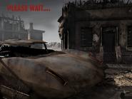 Fo1 RuinsCar loading screen