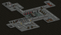 Fo2 Sierra Army Depot Computer Core and Command