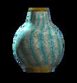 Empty teal bud vase.png