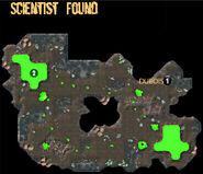 Secret Vault scientist