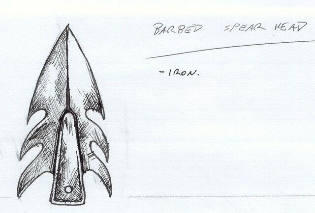 File:Barbed Spear Head.jpg