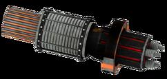 Gatling Laser FO