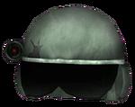 Combat helmet reinforced