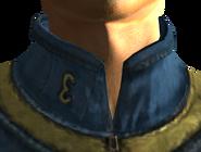 Vault 3 suit collar