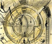 Vault tunnel art