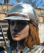 Metal helmet fo4