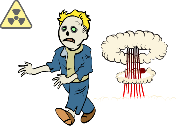 Image result for radiation perk fallout