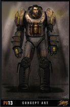 V13 Power Armor
