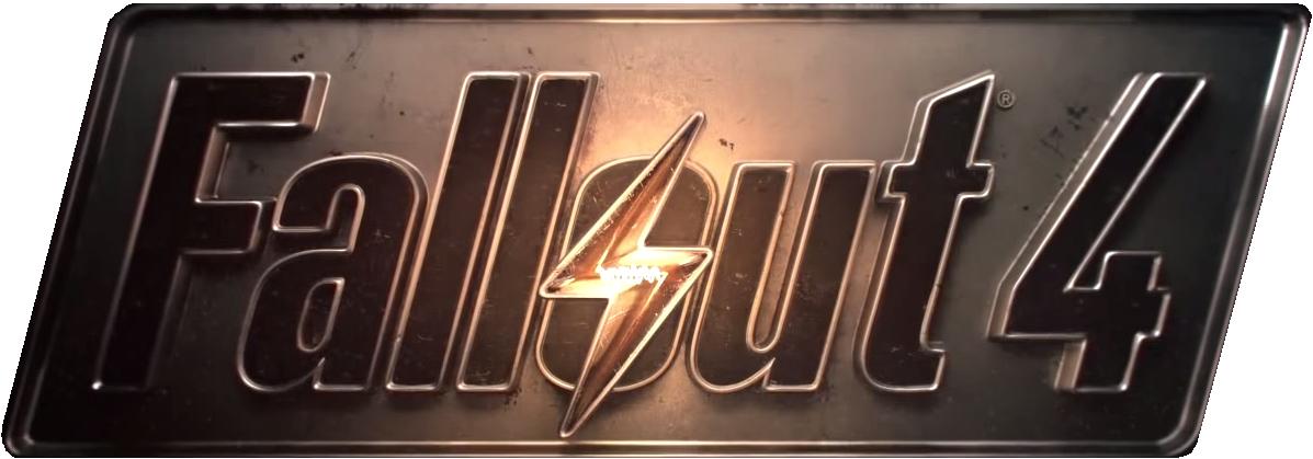 Fișier:Fallout 4 logo.png