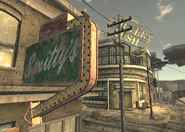 FNV Smitty sign Silver Rush