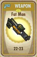 FoS Fat Man Card