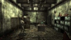 Fallout 3 shelter interior
