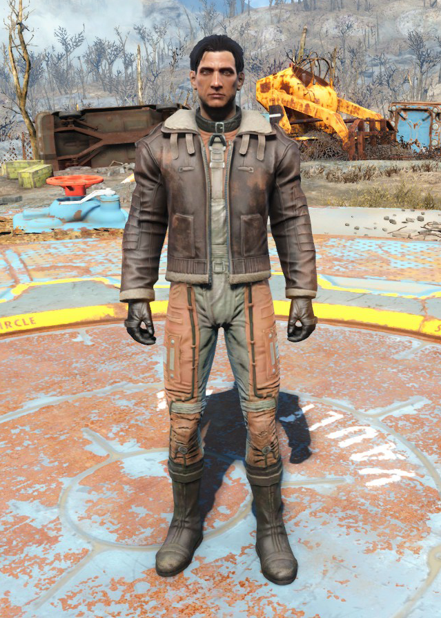 Bomber jacket | Fallout Wiki | Fandom powered by Wikia