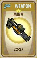 FoS MIRV Card