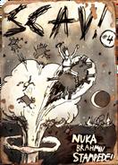 SCAV! Issue 4 Nuka Brahmin Stampede!