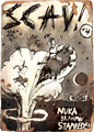 SCAV! Issue 4 Nuka Brahmin Stampede!.png