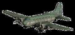 Transport plane 02