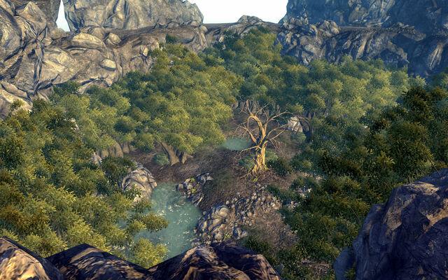 File:FO3 Oasis bird's-eye southeast.jpg