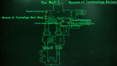 MoT Atrium loc map