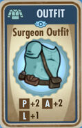 FoS Surgeon Outfit