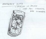 Roach Guts